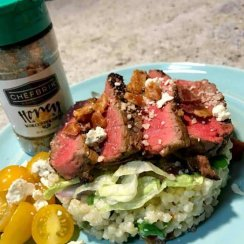 Filet Mignon Wedge Salad