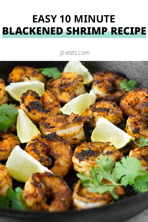 blackened shrimp pinterest short pin