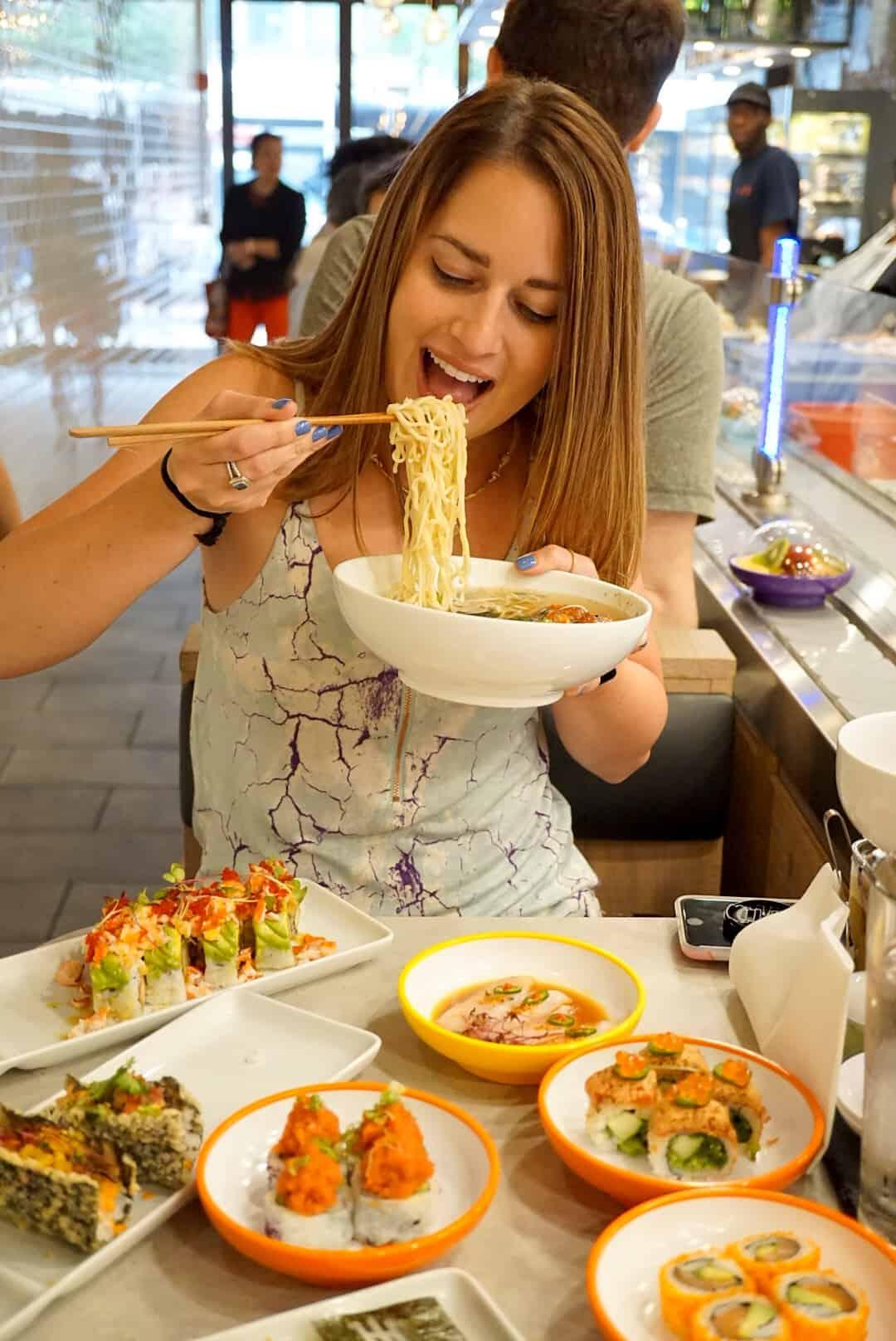 Yo Sushi Ramen