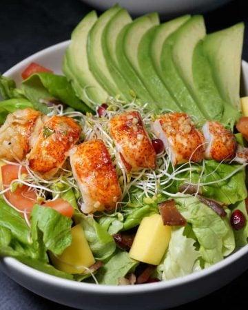 Whole30 Recipes: Lobster Salad With Avocado