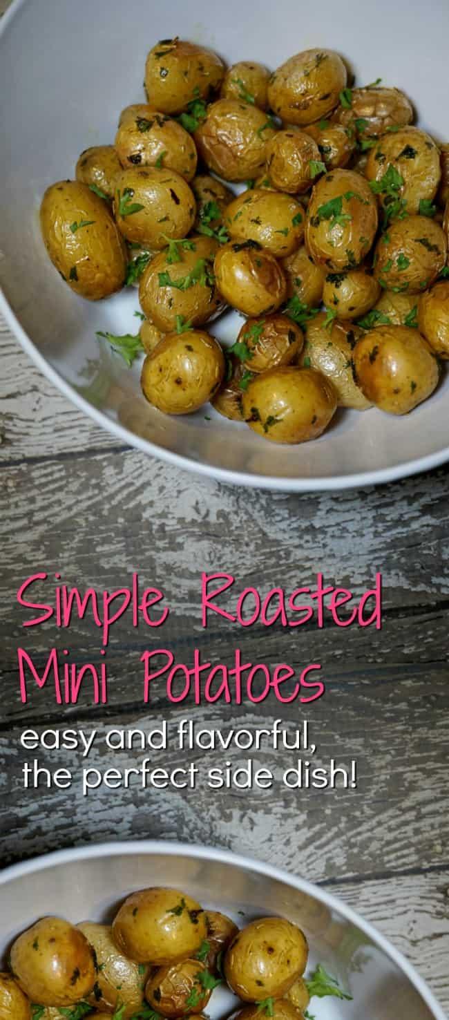 Whole30 Recipes Slow Roasted Potatoes