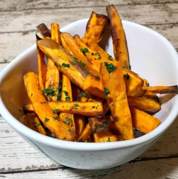 Whole30 Recipes: Sweet Potato Fries
