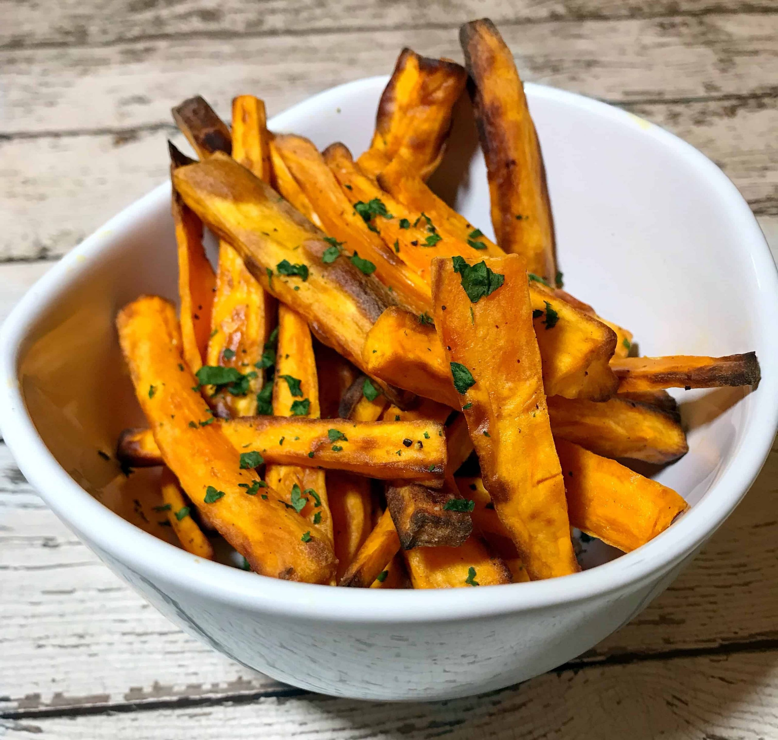 Whole30 Recipes: Sweet Potato Fries