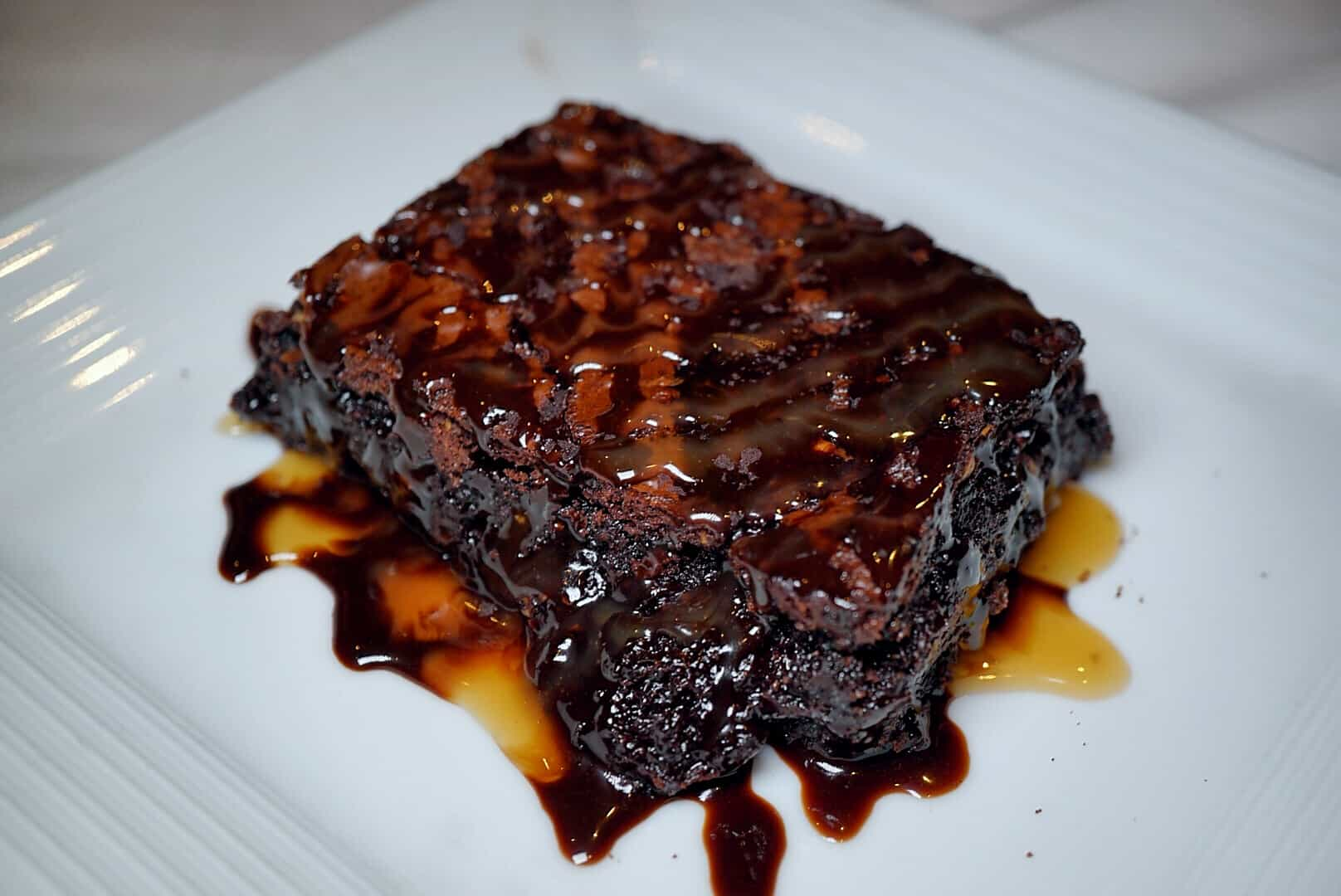 The Prime Rib at Live! Casino - Chocolate Brownie