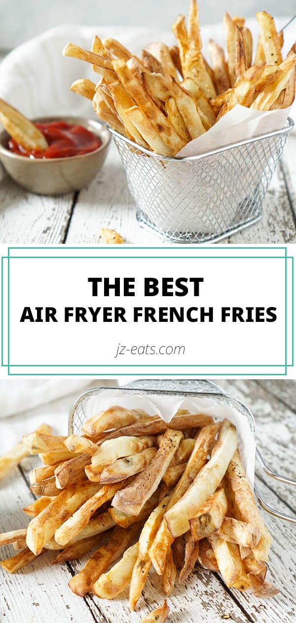 Air Fryer French Fries Pinterest Long Pin
