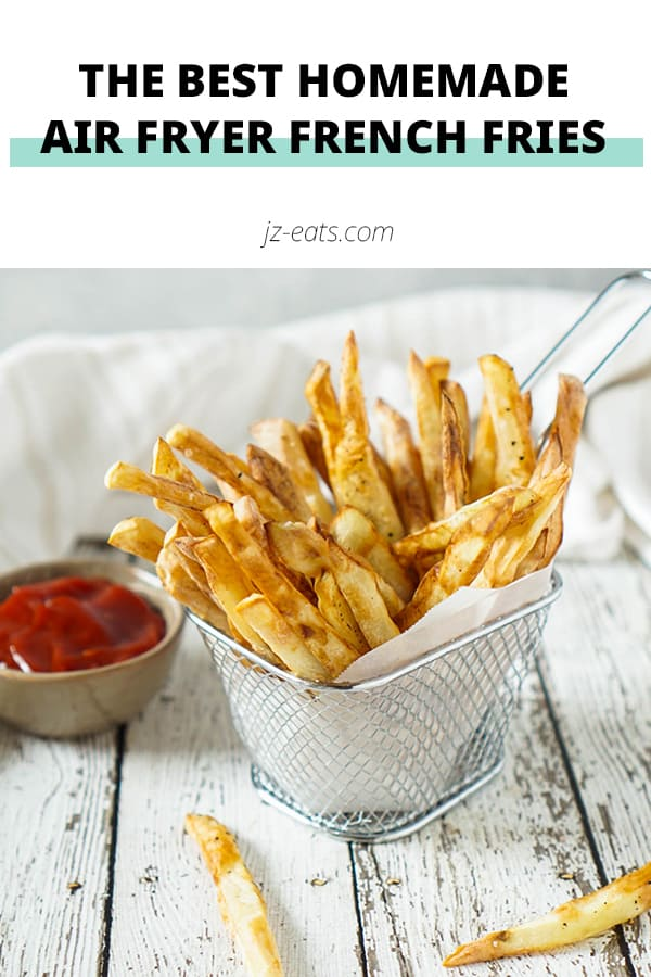 Air Fryer French Fries Pinterest Short Pin