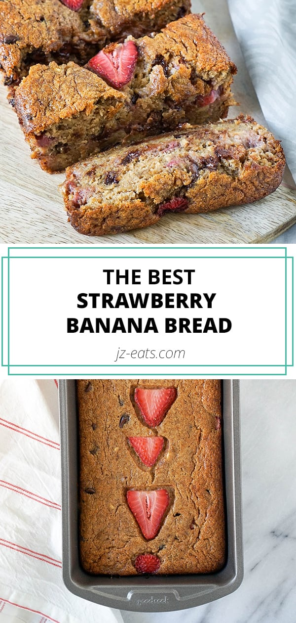 banana bread pinterest long pin