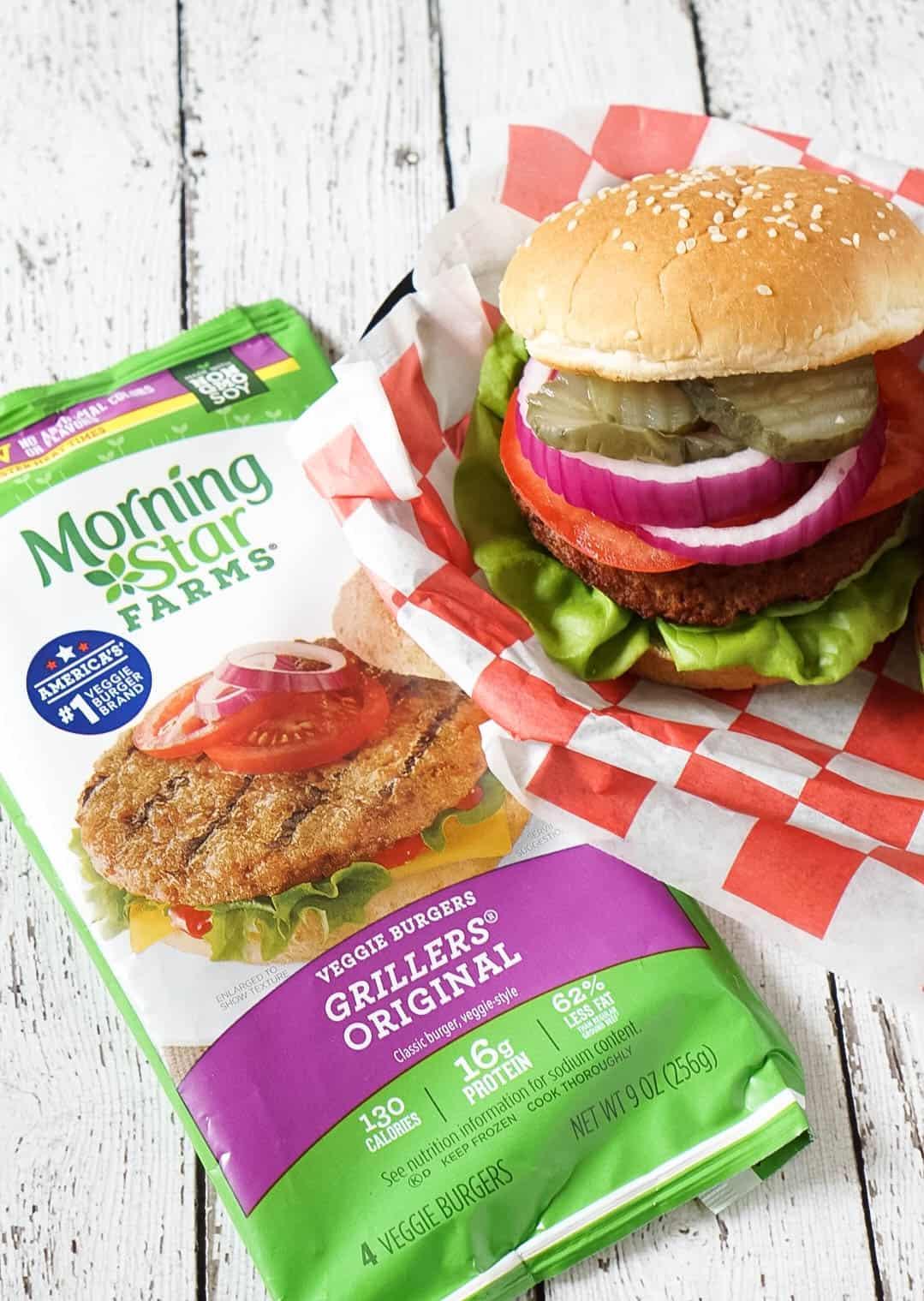 Best Veggie Burger Bar | With