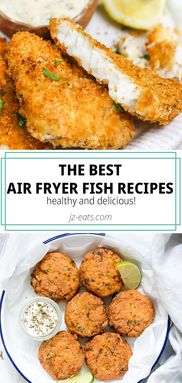 air fryer fish reacipes pinterest long pin