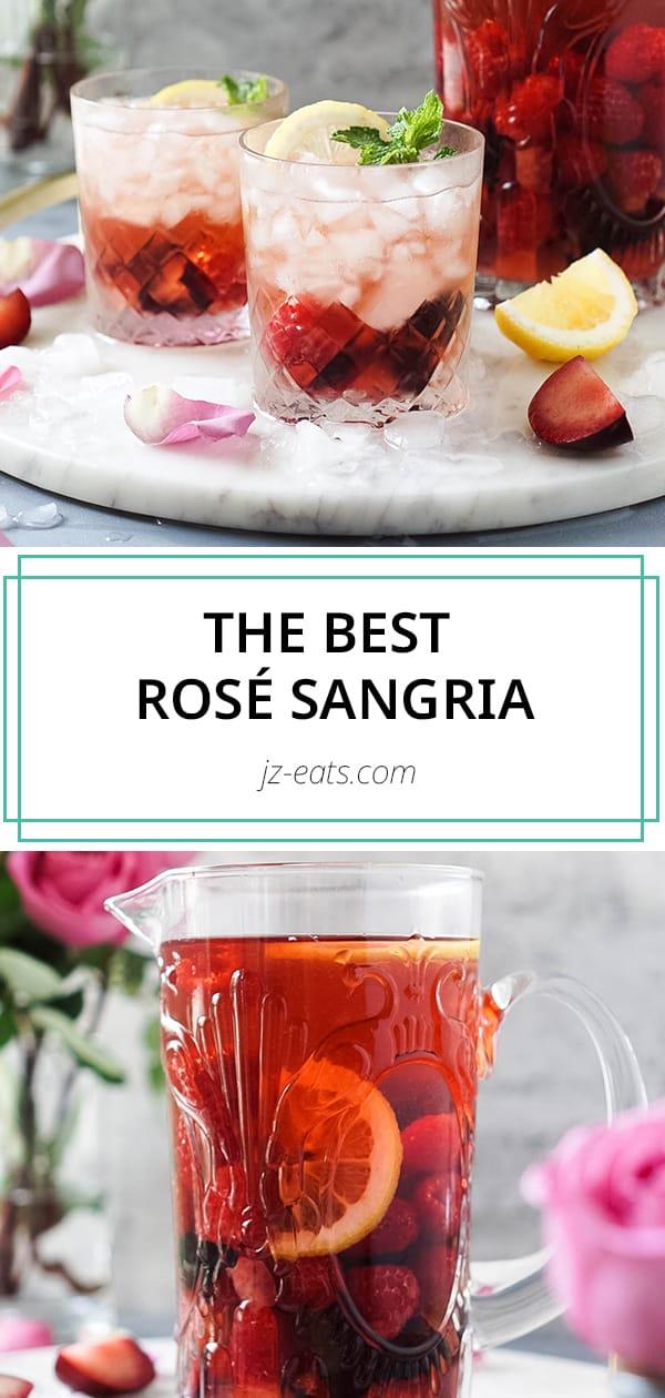 rose sangria pinterest long pin
