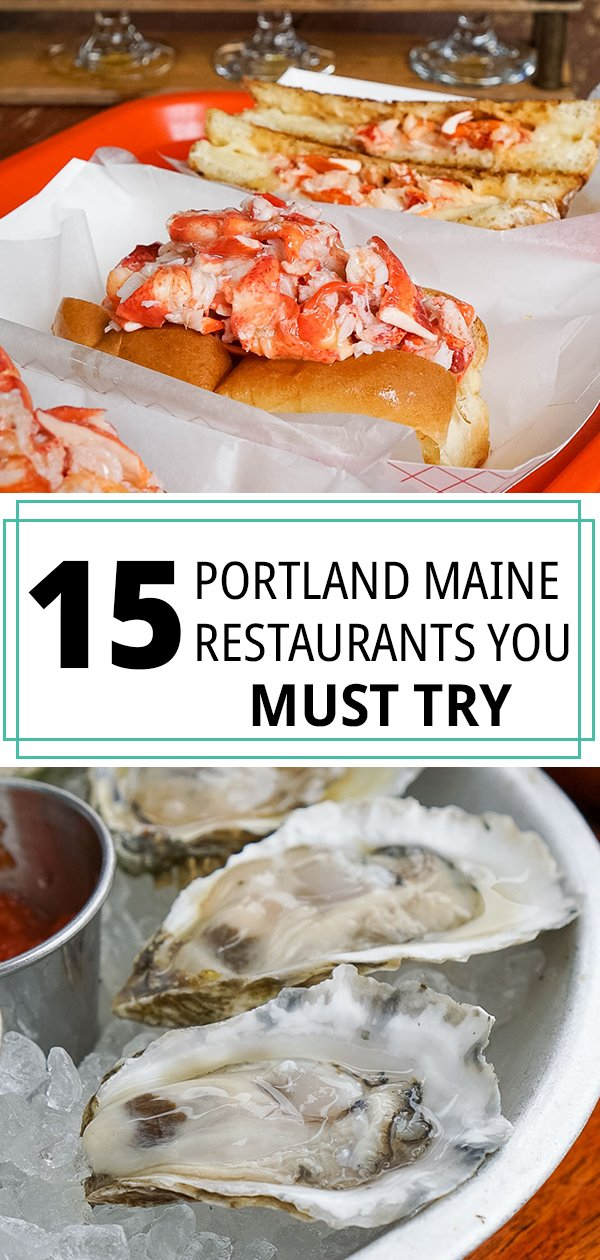 portland maine restaurants pinterest long pin
