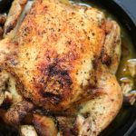 Whole30 cast iron chicken