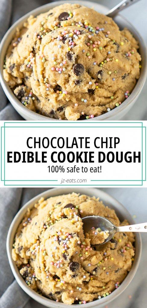 edible cookie dough pin
