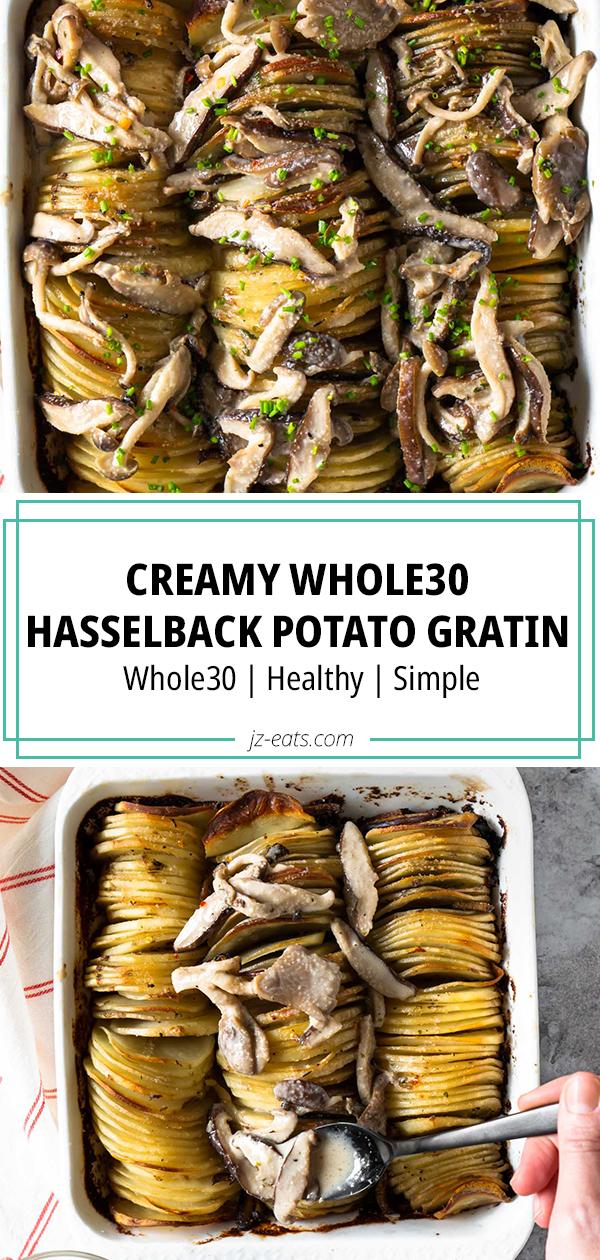 hasselback potatoes pinterest long pin