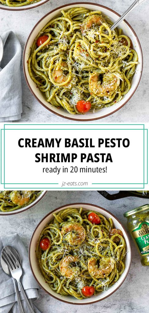 shrimp pasta pinterest long pin