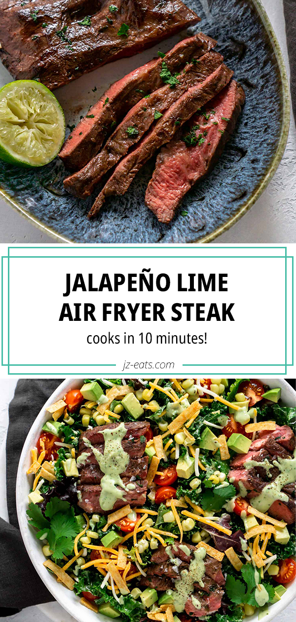 air fryer steak pinterest long pin