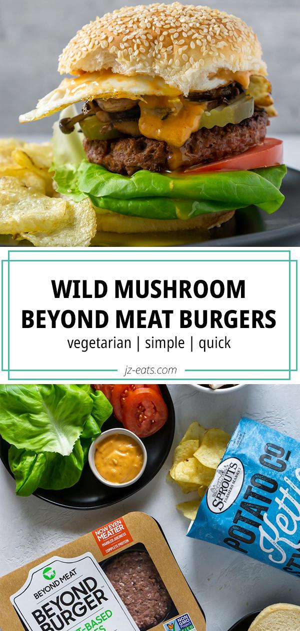 beyond meat burgers pinterest long pin
