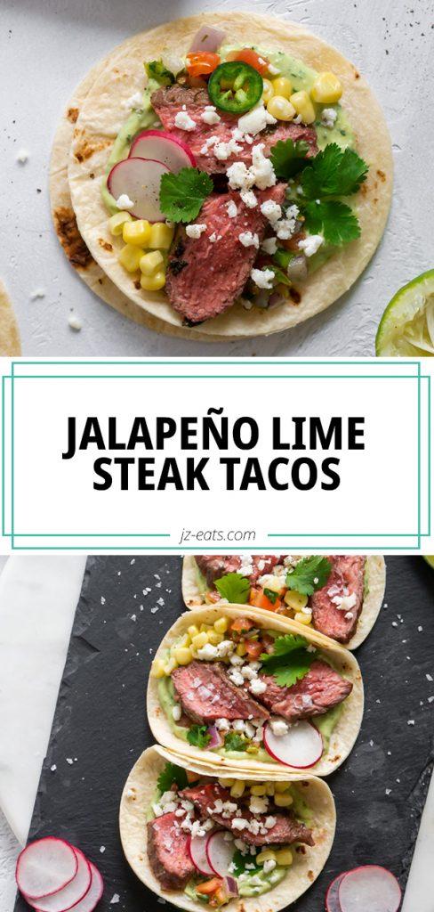 flank steak tacos pinterest long pin