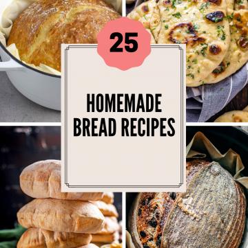 best bread recipes