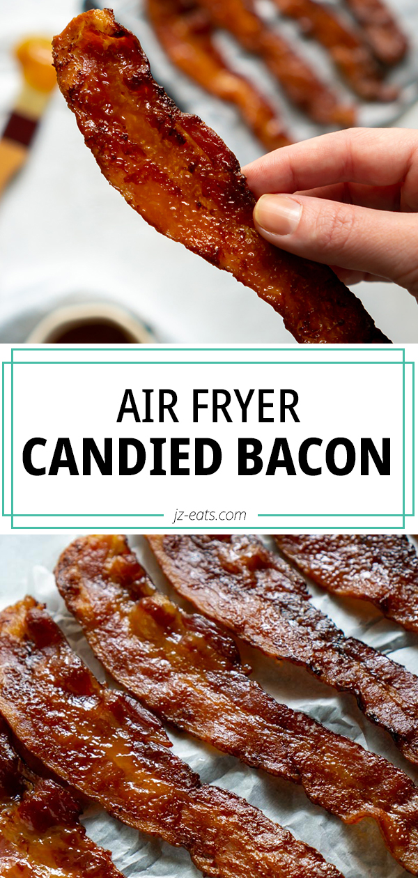 candied bacon pinterest long pin
