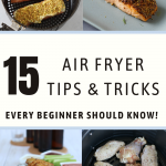 air fryer pinterest pin
