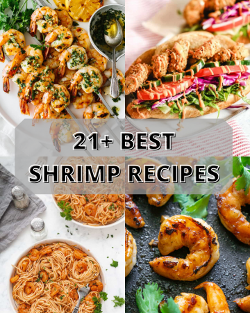best shrimp recipes pin