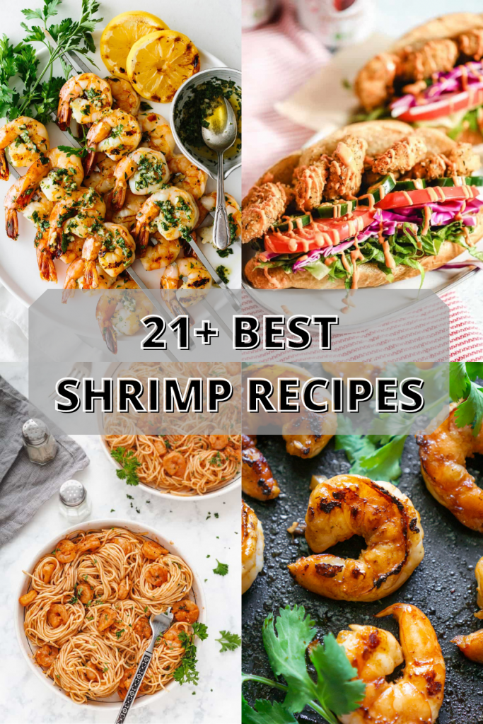 best shrimp recipes pin