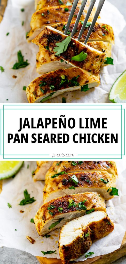 pan seared chicken pin