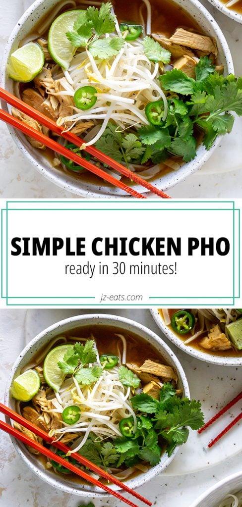 chicken pho pin