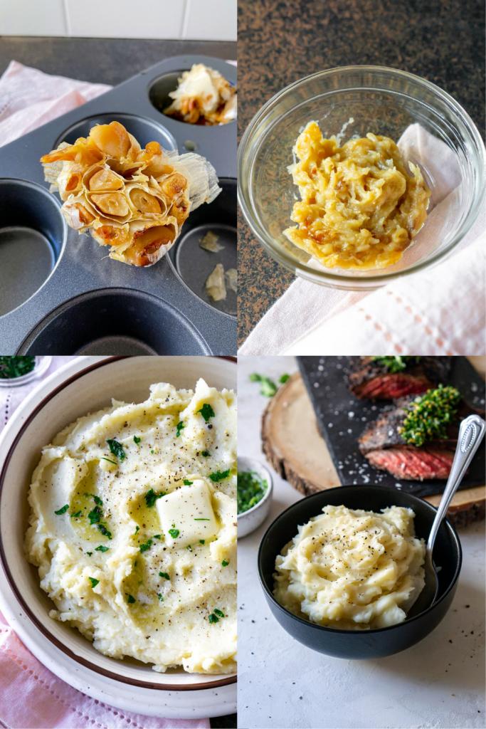 steps to make mashed potatoes