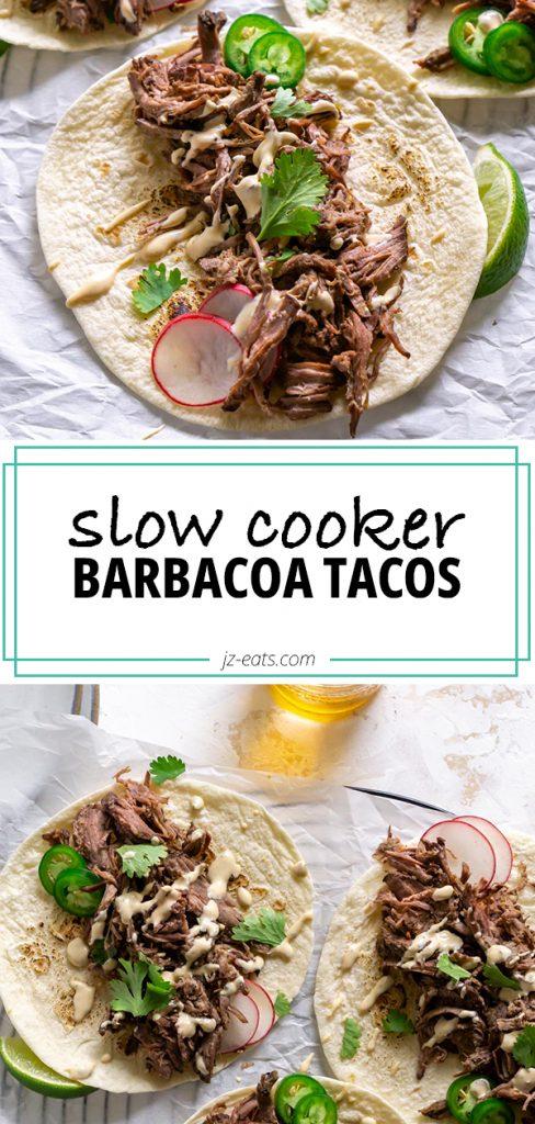 barbacoa tacos pin