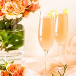 sparkling rose french 75