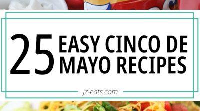 cinco de mayo recipes pinterest pin