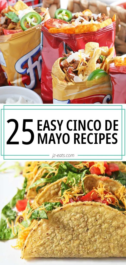 cinco de mayo recipes pinterest pin