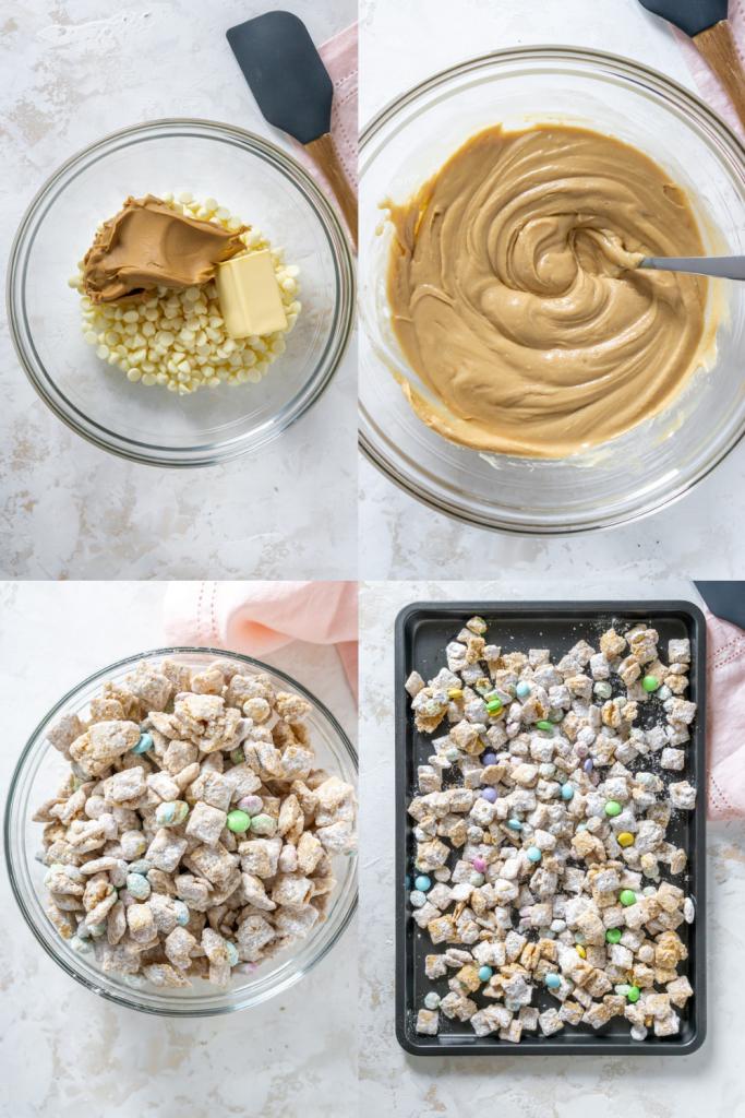steps to make the recipe