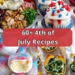 4th of july recipes pin