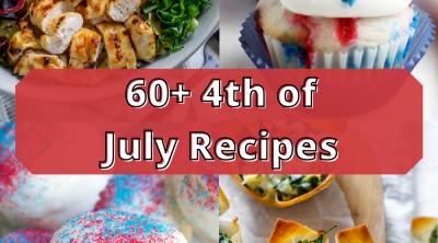 4th of july recipes pin