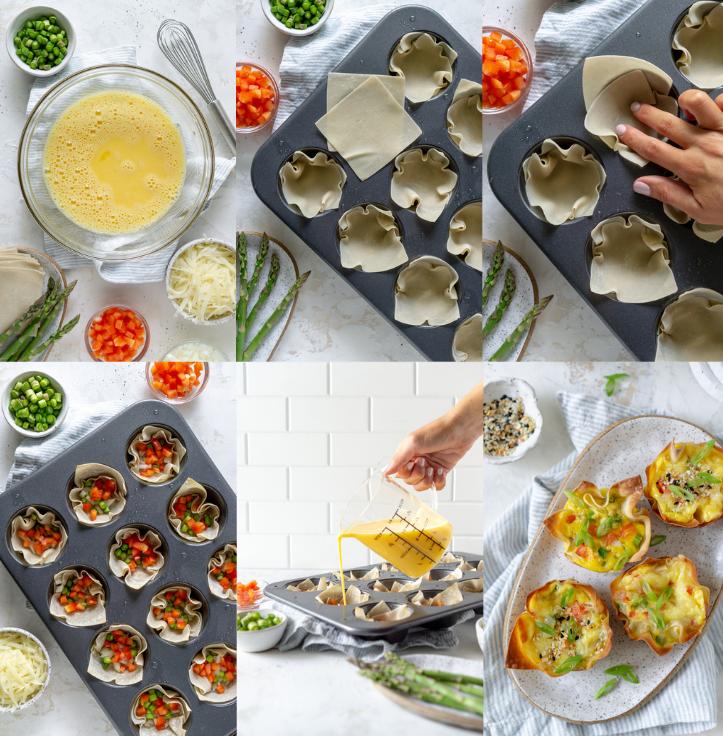 how to make egg bites