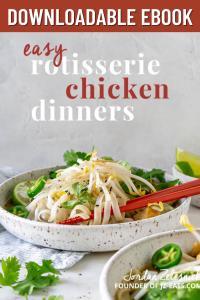 rotisserie chicken dinners ebook